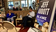 "Coffee with the Author: Jeff Abbott - ""Blame"""
